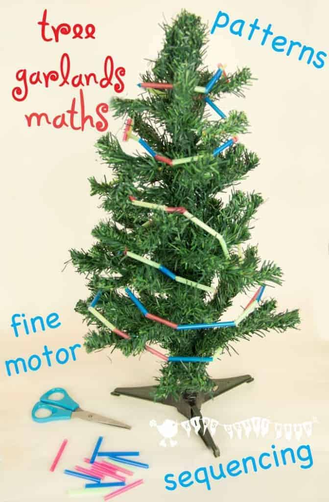 EXPLORE PATTERNS AND SEQUENCES A fun Christmas math activity that makes lovely decorations too!