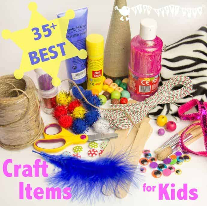 Make Fantastic Craft Kits For Kids Kids Craft Room