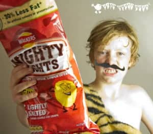 Walkers Mighty Lights Crisps – Review