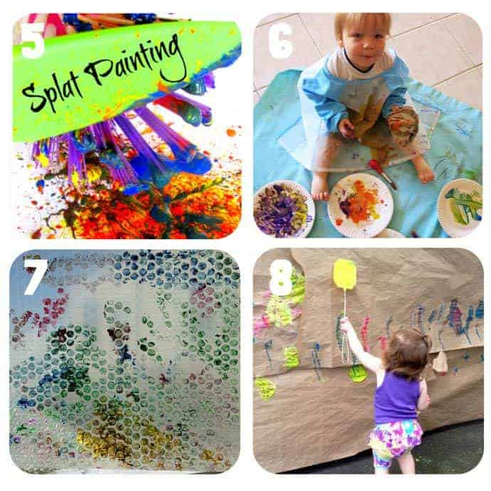 Creative activities excellent bayo bundles activity kits for Craft paint safe for babies