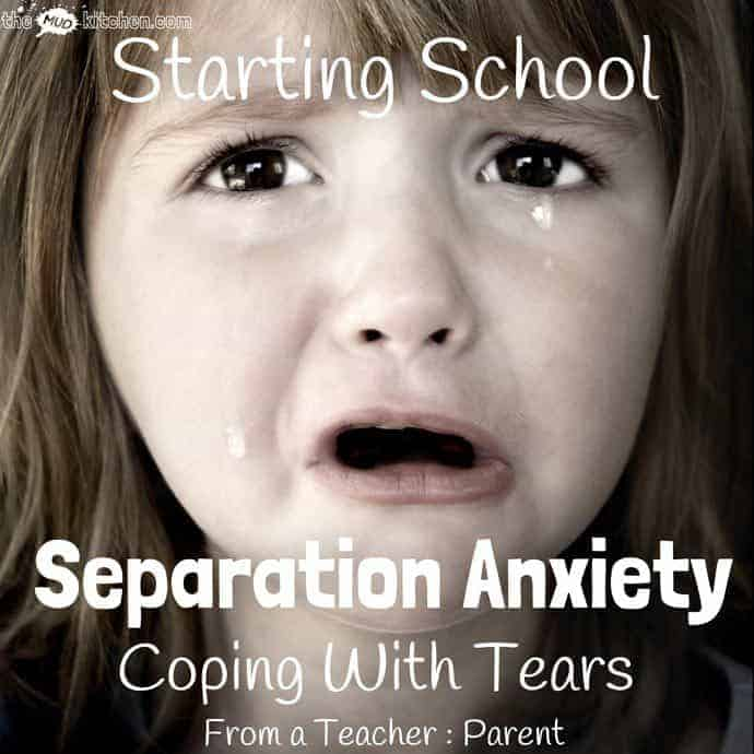 Lots of children can get separation anxiety when they're starting school or kindergarten or going through a year group transition. It's heartbreaking for us parents to see our children upset isn't it? As a teacher and a parent I discuss ways to cope with your child's tears and best support their needs at these difficult times.