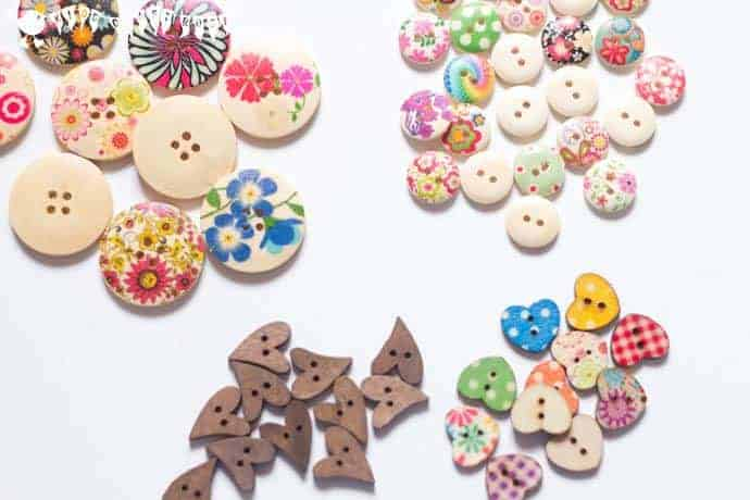 Gorgeous-Wooden-Craft-Buttons