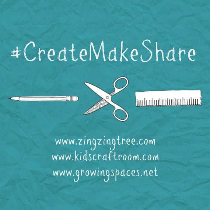 #CreateMakeShare is an exciting monthly linky where you can show off your wonderful creations be they arts, crafts, baking or DIY. Let's share and inspire.