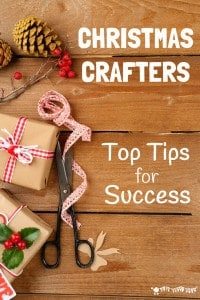 Have you ever thought of running a craft business from home? We've got some things to consider before you get started and top tips to get the best out of the busy Christmas season.