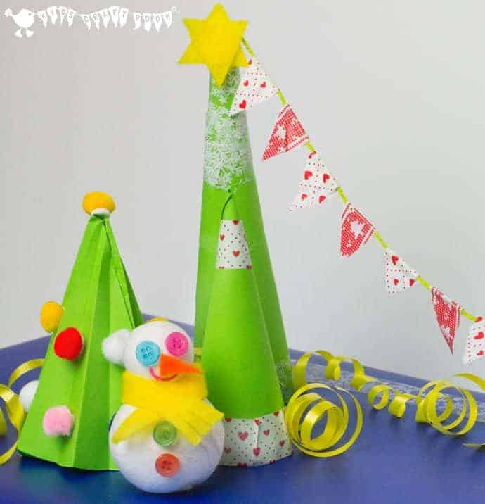 Fun and creative Christmas gift wrapping ideas for kids. Great way to personalise presents and make them really special.