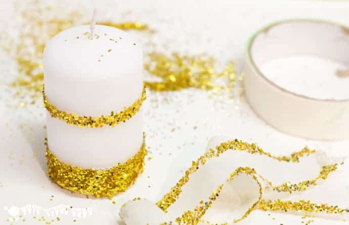 How-to-make-glitter-candles-step-3