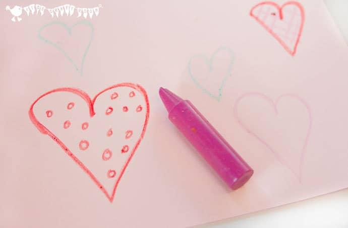 wax-resist-sugar-wash-painting-hearts-step-1
