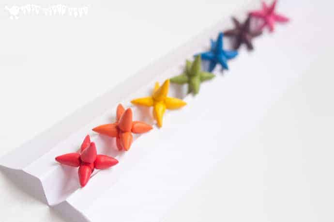 Drying-Sugru-DIY-jacks-game- Make a DIY rubber JACKS GAME with this easy and colourful Sugru craft.