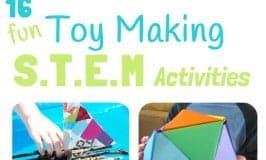 16 Toy Making STEM Projects For Kids