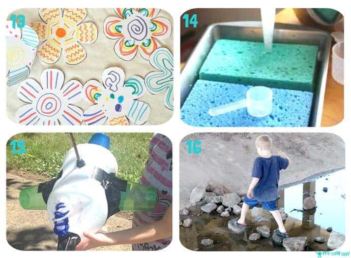 Water-Play-STEM-Projects-For-Kids-13-16. 16 exciting Water Play STEM projects kids will love! STEM Water play ideas are great educational Summer activities...Kids learn best when they're having fun!