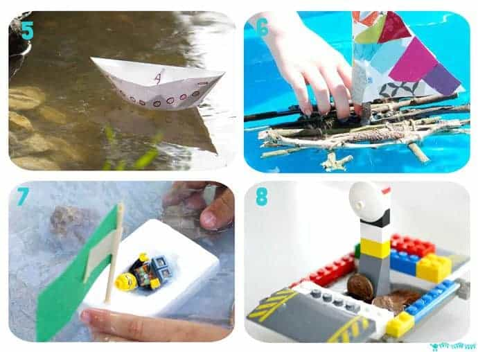 Water-Play-STEM-Projects-For-Kids-5-8. 16 exciting Water Play STEM projects kids will love! STEM Water play ideas are great educational Summer activities...Kids learn best when they're having fun!