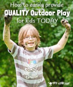 How To Provide Quality Outdoor Activities For Kids