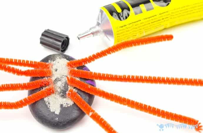 Rock-Spider-craft-4