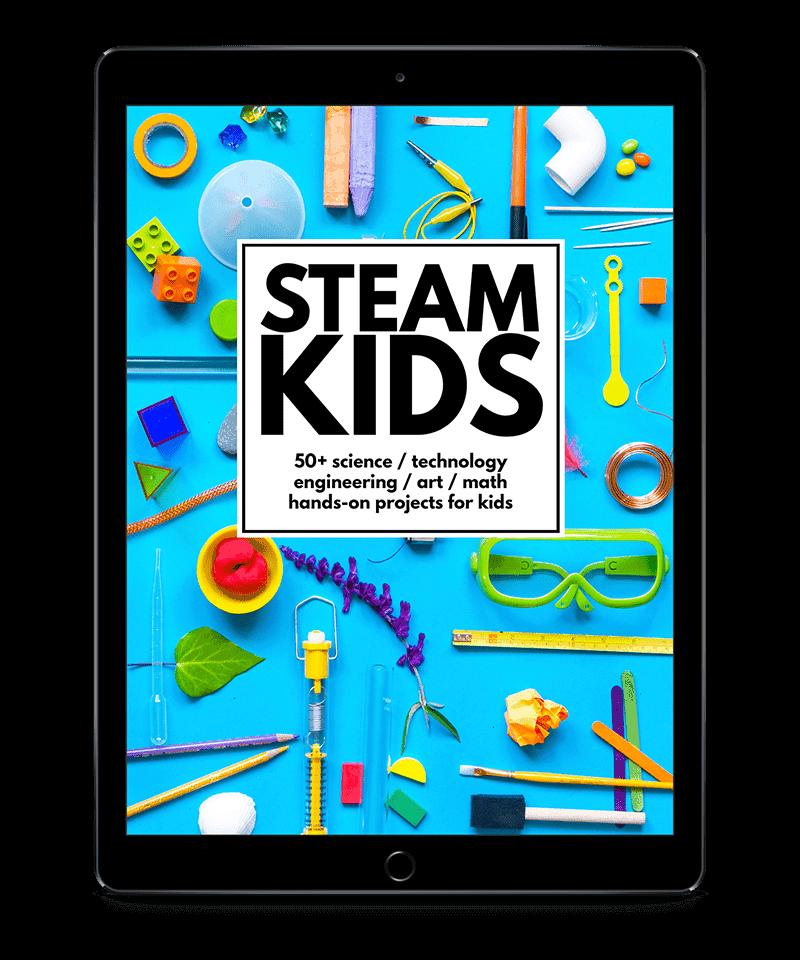 Buy steam kids ebook kids craft room for Kids craft room