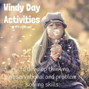 Things To Do With Kids On Windy Days