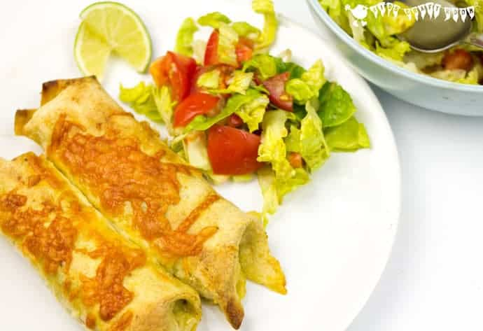 Baked-Cheesy-Chicken-Taquio-with-Zesty-Salad-from-Hello-Fresh