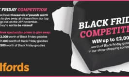 Halfords Black Friday Competition