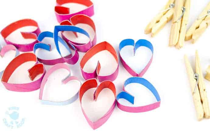3D-Cardboard-Tube-Heart-Art-step-5