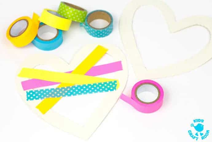 Washi-Tape-Heart-Suncatchers-step-3