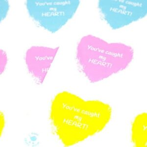 You've-Caught-My-Heart-Paper-Plate-Heart-Craft-printable-phrases