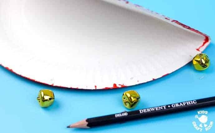 Rainbow-Paper-Plate-Tambourine-step-2