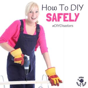 How to keep safe and avoid DIY disasters
