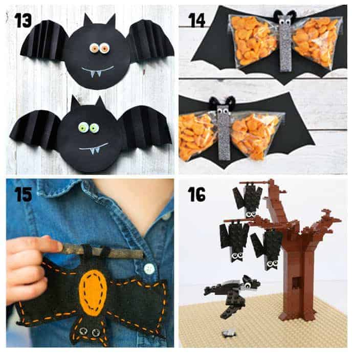 Best Bat Crafts For Kids 13-16