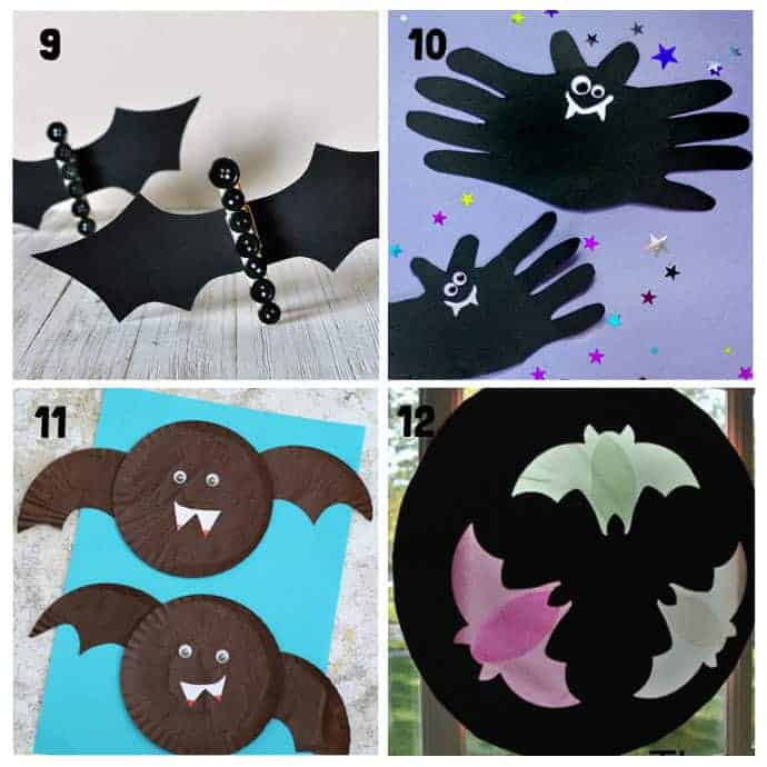 Best Bat Crafts For Kids 9-12