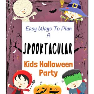How To Throw a Spooktacular Kids Halloween Party