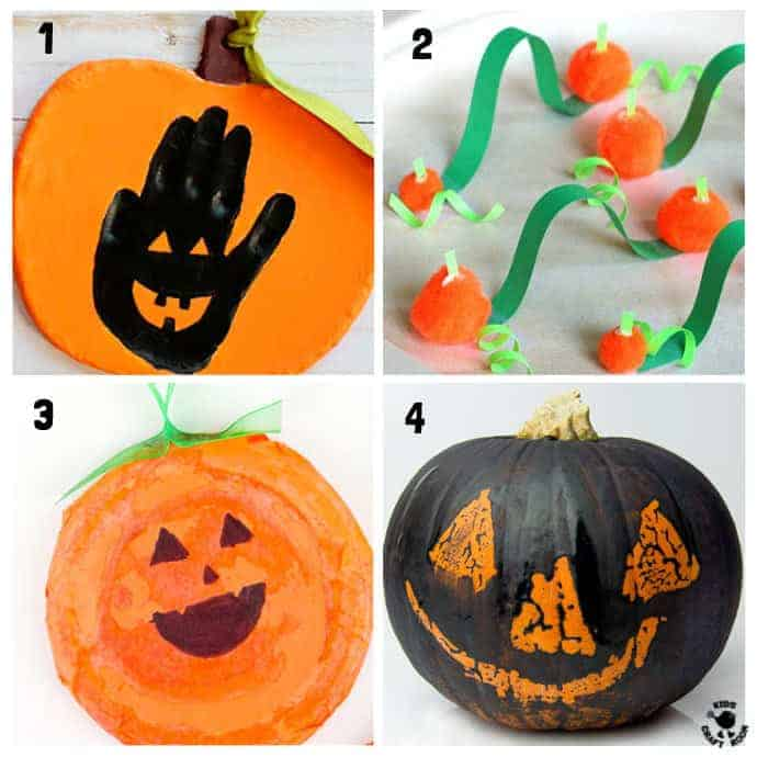 31 Days of Awesome Halloween Crafts - Kids Craft Room