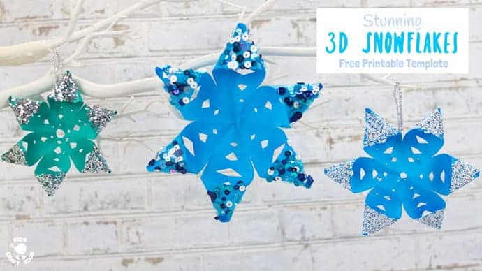 3d snowflake craft stunning 3d snowflake craft craft room 1010