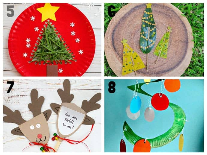 5-8 New Christmas Crafts