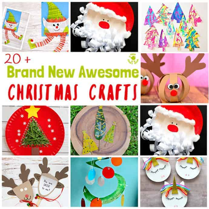 Awesome Brand New Christmas Crafts