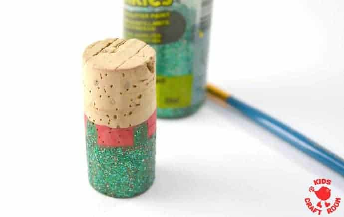 Step-3-Cork-Elf-Ornament