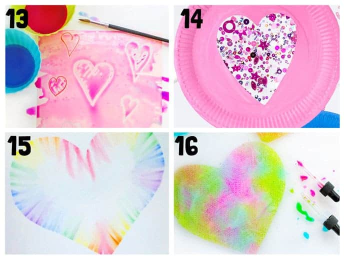 Heart Craft Ideas 13-16