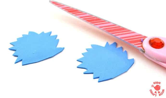 Thing 1 And Thing 2 Popsicle Stick Puppets Kids Craft Room