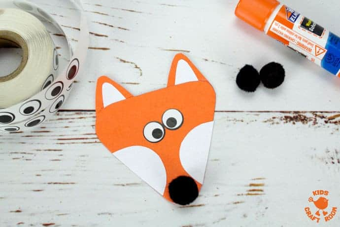 Step 4 Cute Paper Cup Fox Craft For Kids