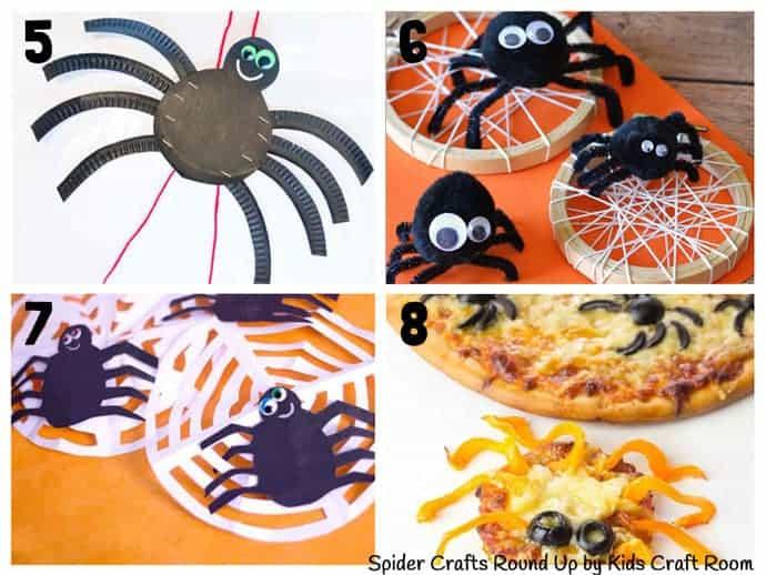 The Best Spider Crafts For Kids Kids Craft Room