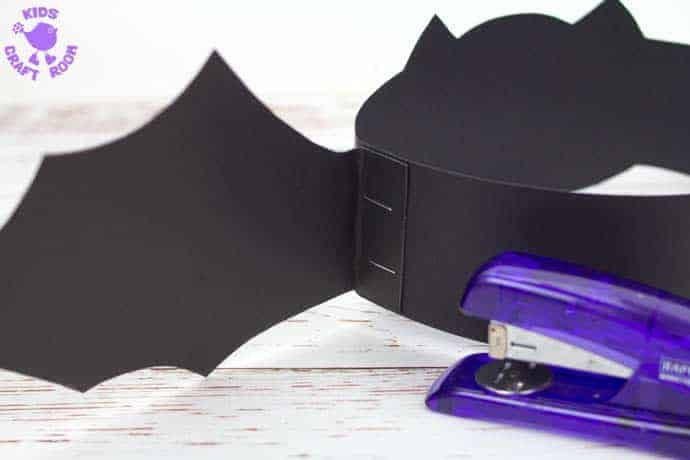 Bat Hat Craft step 5