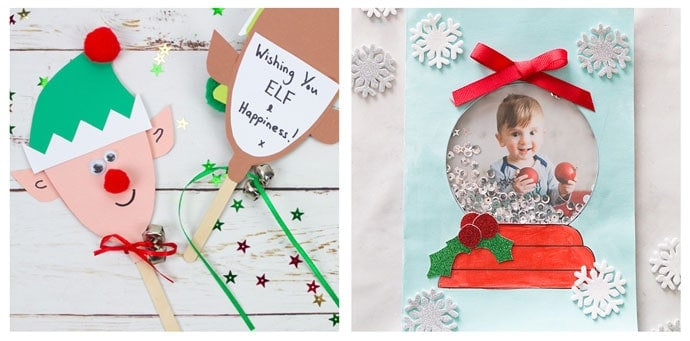 Printable Christmas Cards For Kids Kids Craft Room