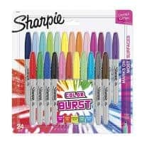 Sharpie Color Burst Permanent Markers