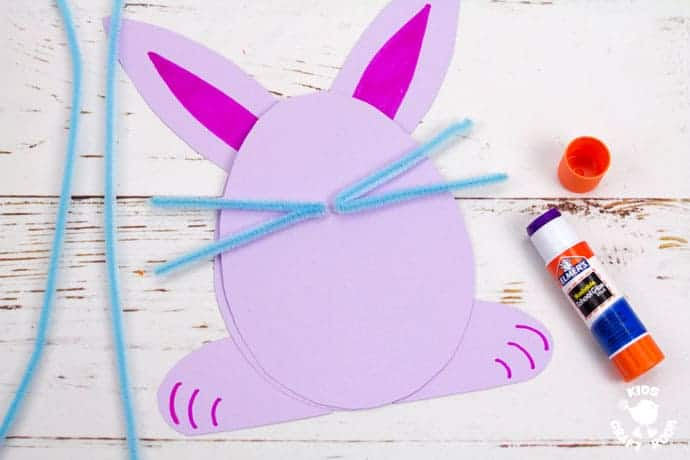Easter Bunny Cards step 6