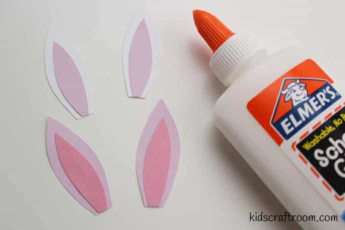 Bunny and chick egg decorating ideas- step 5