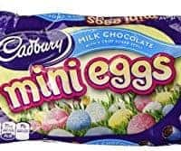 Cadbury Easter Candy Coated Mini Eggs