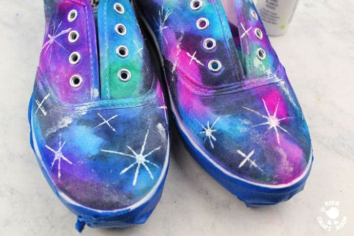 Galaxy-Shoes-Step-7