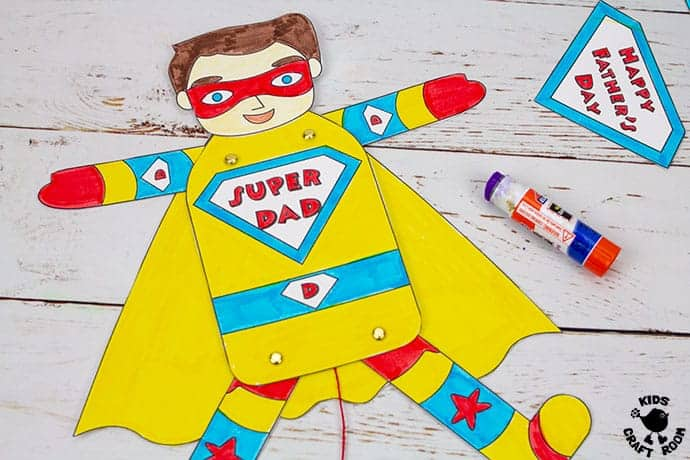 Father's-Day-Superhero-Puppet-step-10