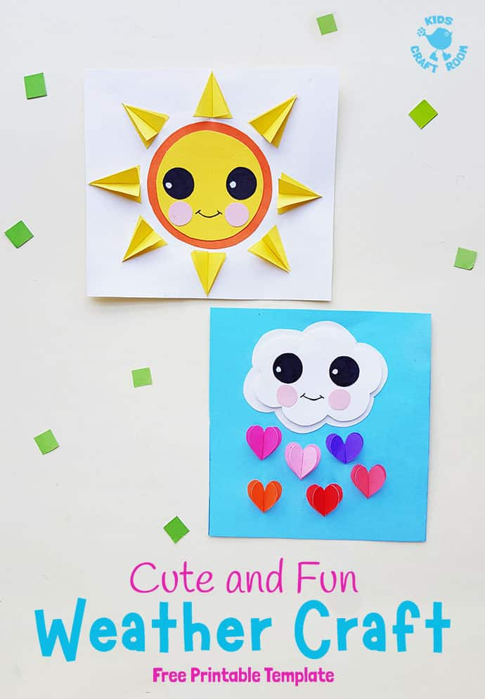 Paper Weather Crafts pin 3