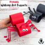 Walking Ant Craft