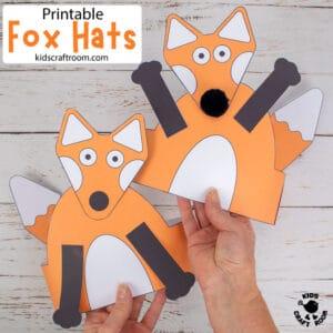 Fox Hat Craft