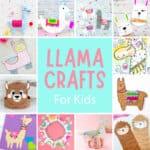Fun Llama Crafts For Kids